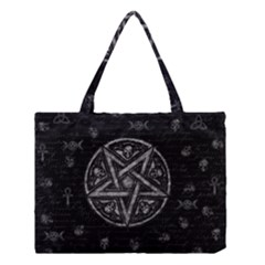 Witchcraft symbols  Medium Tote Bag