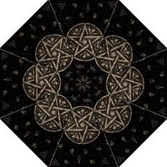 Witchcraft symbols  Straight Umbrellas