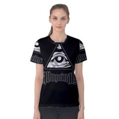 Illuminati Women s Cotton Tee