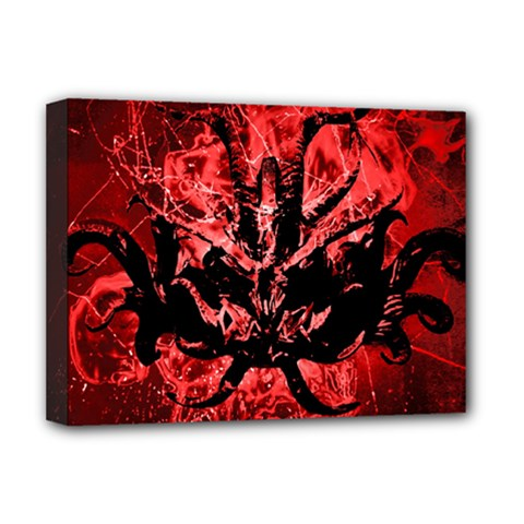 Scary Background Deluxe Canvas 16  x 12