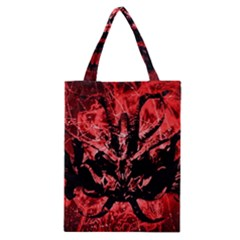 Scary Background Classic Tote Bag