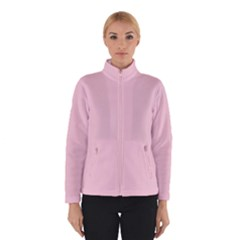 Light Soft Pastel Pink Solid Color Winterwear