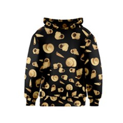 Shell pattern Kids  Pullover Hoodie