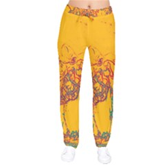 Colors Drawstring Pants