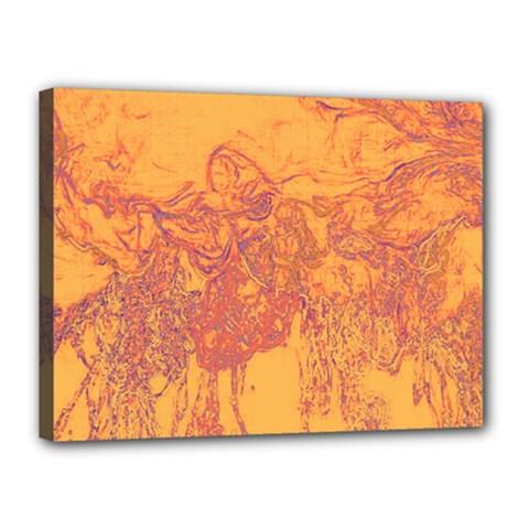 Colors Canvas 16  x 12