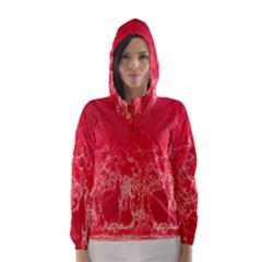 Colors Hooded Wind Breaker (Women)