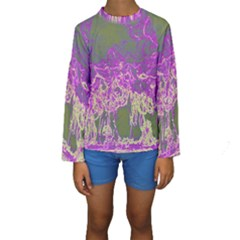 Colors Kids  Long Sleeve Swimwear