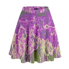 Colors High Waist Skirt