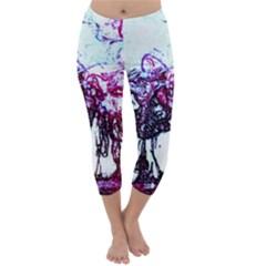 Colors Capri Winter Leggings