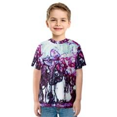 Colors Kids  Sport Mesh Tee