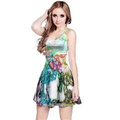 Colors Reversible Sleeveless Dress
