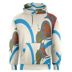 Butterfly Men s Pullover Hoodie