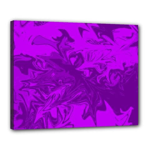 Colors Canvas 20  x 16