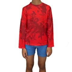 Colors Kids  Long Sleeve Swimwear