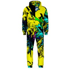 Colors Hooded Jumpsuit (Men)
