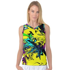 Colors Women s Basketball Tank Top