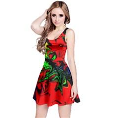 Colors Reversible Sleeveless Dress