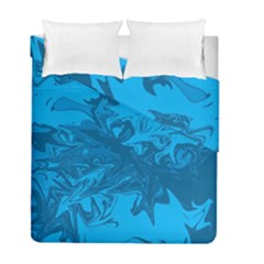 Colors Duvet Cover Double Side (Full/ Double Size)