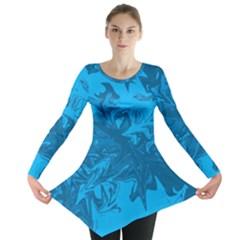Colors Long Sleeve Tunic