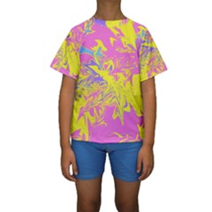 Colors Kids  Short Sleeve Swimwear