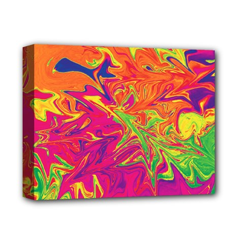 Colors Deluxe Canvas 14  x 11