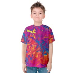 Colors Kids  Cotton Tee