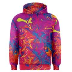 Colors Men s Pullover Hoodie