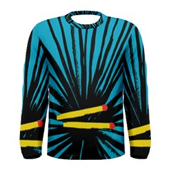 Match Cover Matches Men s Long Sleeve Tee