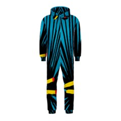 Match Cover Matches Hooded Jumpsuit (Kids)