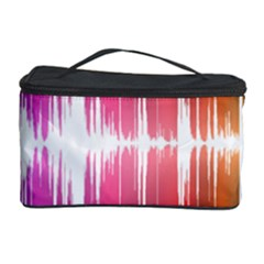 Music Data Science Line Cosmetic Storage Case