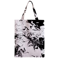 Colors Zipper Classic Tote Bag