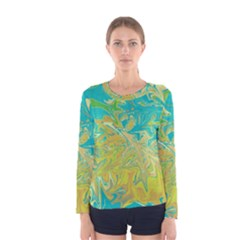 Colors Women s Long Sleeve Tee