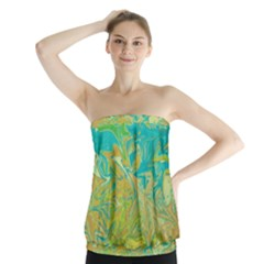 Colors Strapless Top