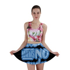 Love knows no gender Mini Skirt
