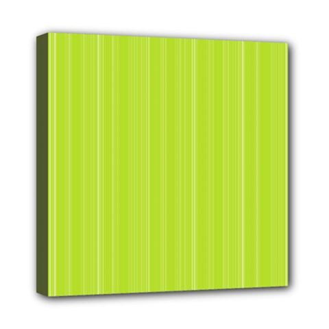 Lines pattern Mini Canvas 8  x 8