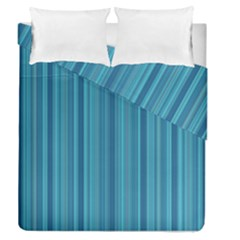 Lines pattern Duvet Cover Double Side (Queen Size)