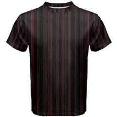 Lines pattern Men s Cotton Tee