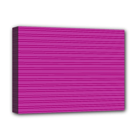 Lines pattern Deluxe Canvas 16  x 12