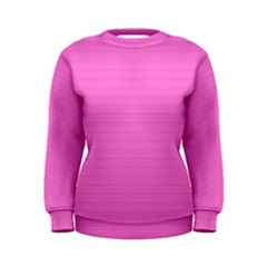 Lines pattern Women s Sweatshirt