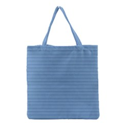 Lines pattern Grocery Tote Bag