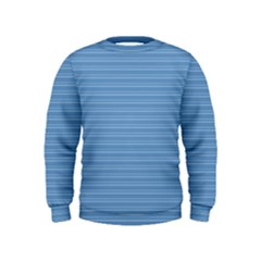 Lines pattern Kids  Sweatshirt