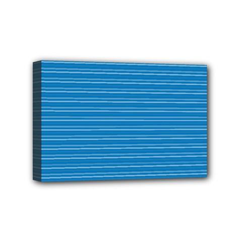 Lines pattern Mini Canvas 6  x 4