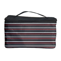 Lines pattern Cosmetic Storage Case