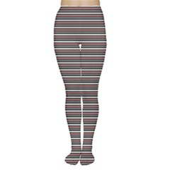 Lines pattern Women s Tights
