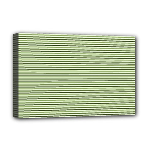 Lines pattern Deluxe Canvas 18  x 12