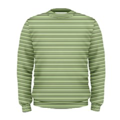 Lines pattern Men s Sweatshirt