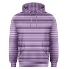 Lines pattern Men s Pullover Hoodie