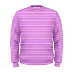 Lines pattern Men s Sweatshirt