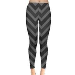 Zigzag  pattern Leggings