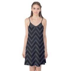 Zigzag  pattern Camis Nightgown